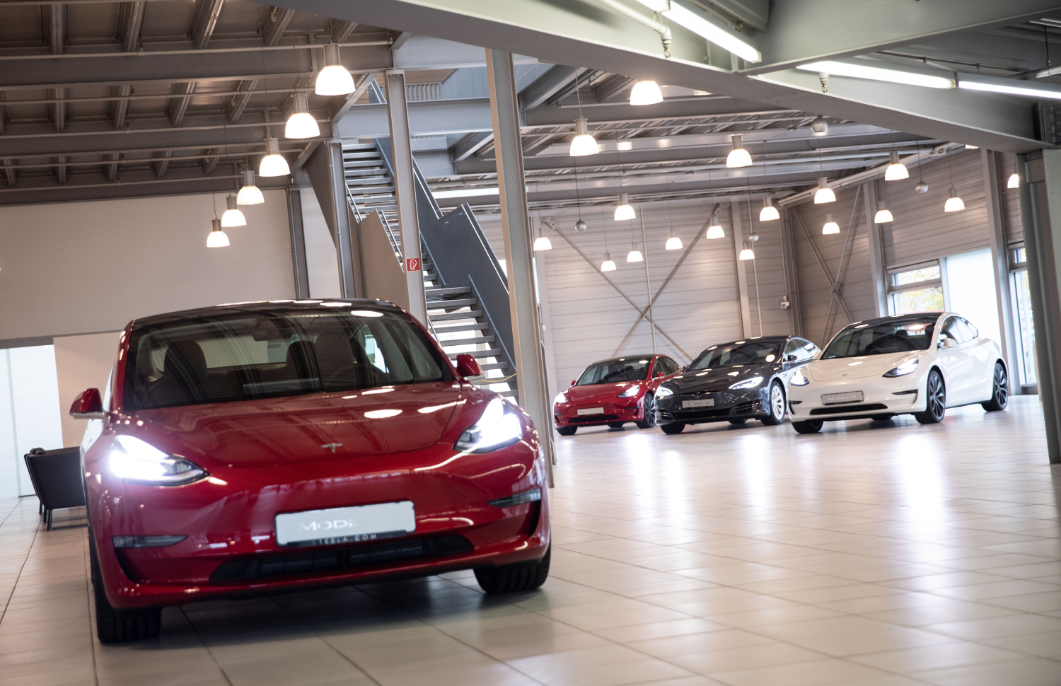 Tesla Model 3 Is the Most Popular Used Car in America