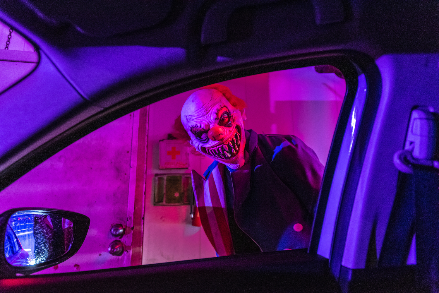 Halloween decorations for cars, including Trunk or Treat!