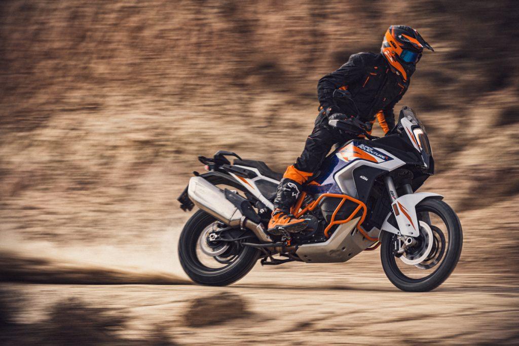 KTM 1290 Super Adventure R Dual Sport Motorbike