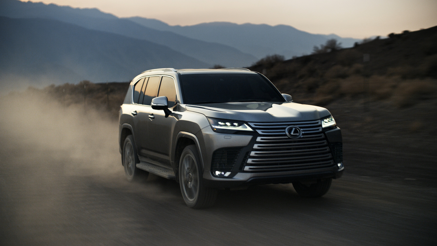 2022 Lexus LX 600 Interior. The new Lexus LX-series improves on the outgoing SUV's power, efficiency, and off-road abilities--thanks to a Toyota Tundra drivetrain. | Lexus