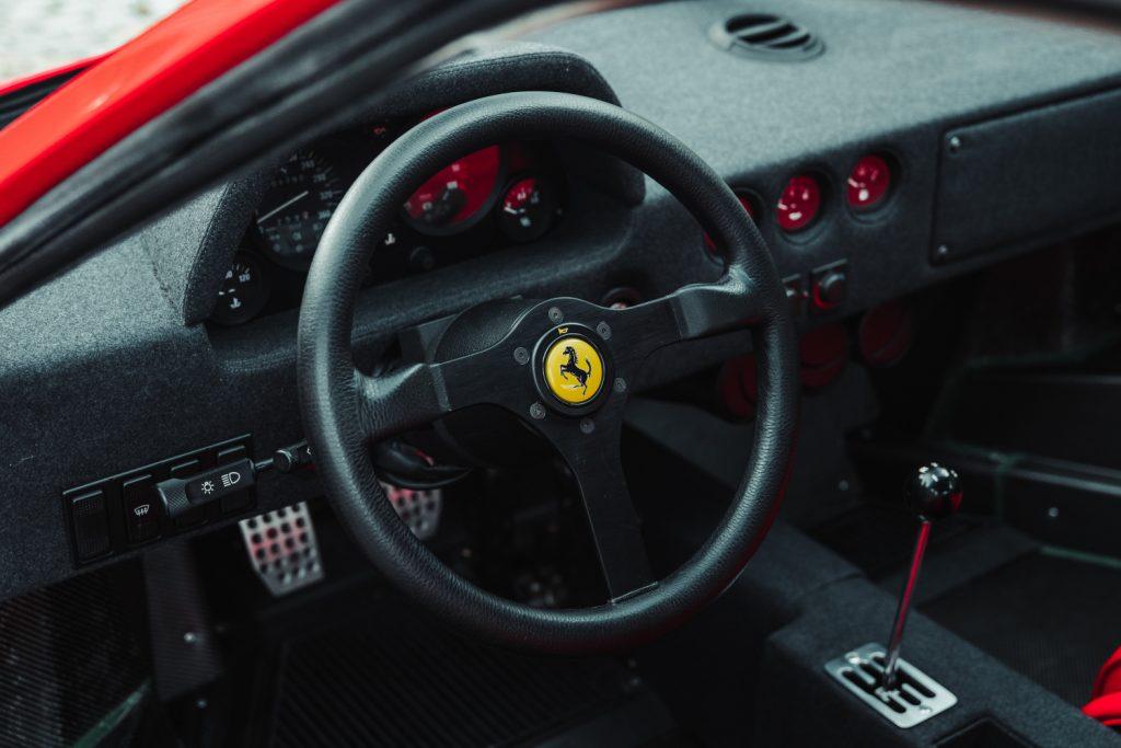 Ferrari F40 Berlinetta from Bonhams