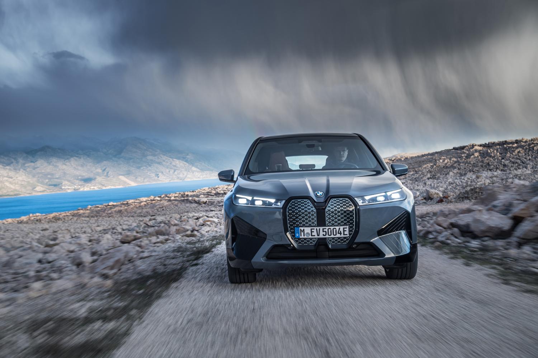 2022 BMW iX EV