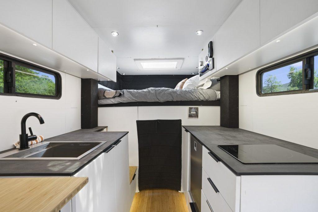 Rossmönster Baja cmaper truck interior
