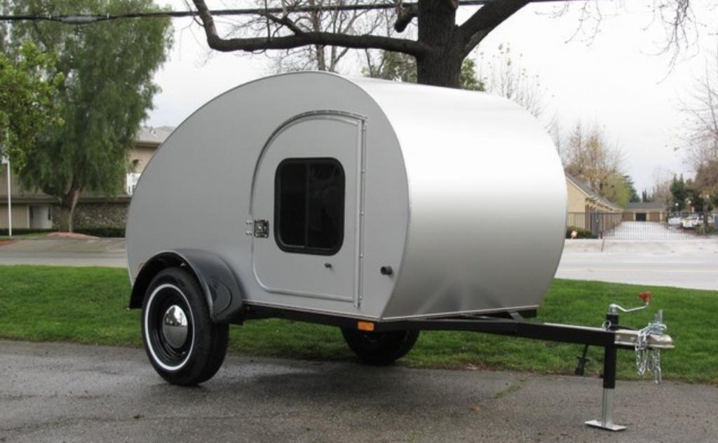 SoCal Lightweight Camper Trailer