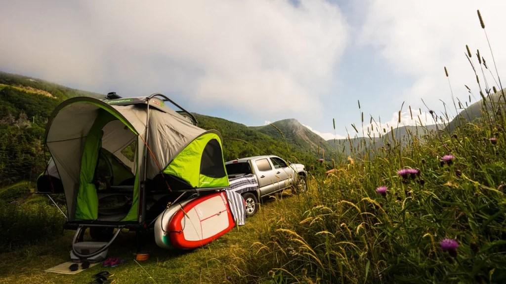 SylvanSport Go Popup Camper Tent