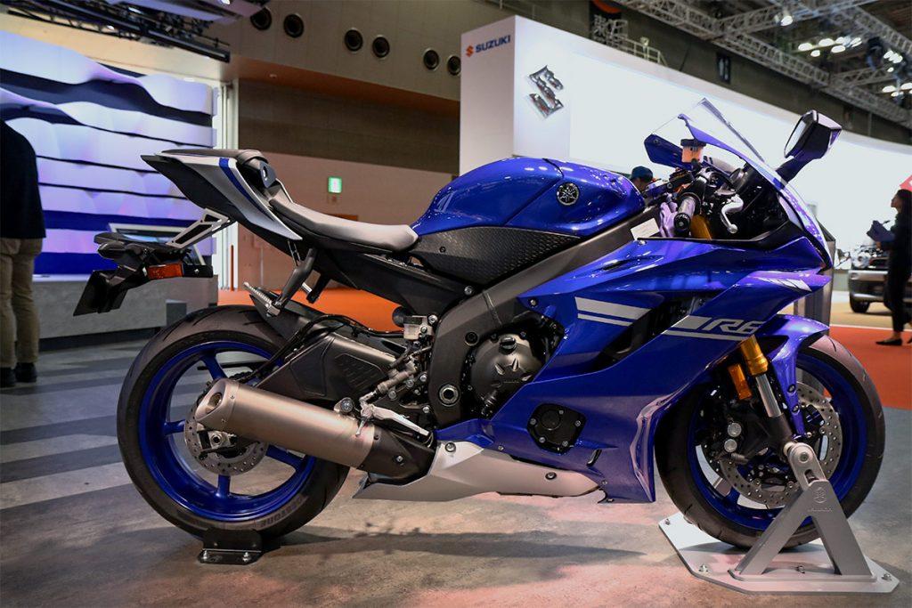 Yamaha YZF R6 Sportbike